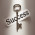 Key for Success , Vintage key with success tag